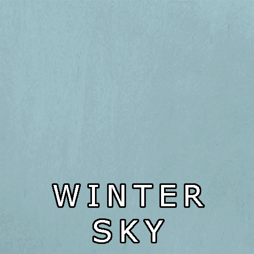 Winter Sky - Stain