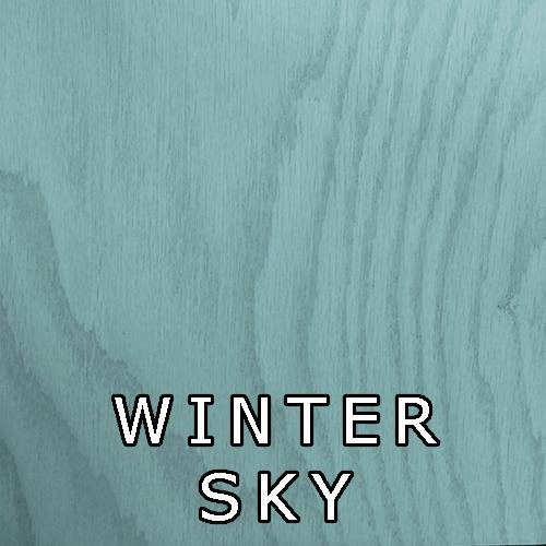 Winter Sky- Stain