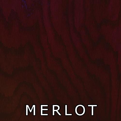 Merlot - Stain