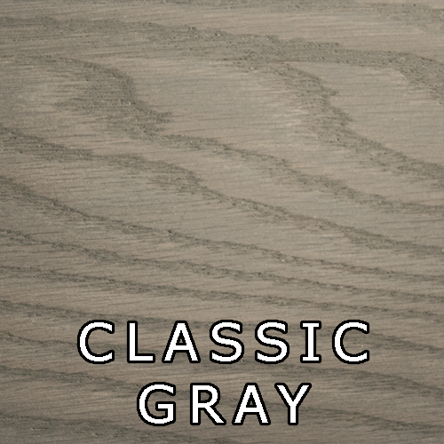 Classic Gray- Stain