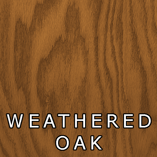 Weathered Oak   - Stain