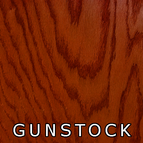Gun Stock- Stain