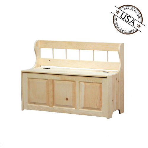 Surprising Storage Bench 16 X 40 X 30 Ncnpc Chair Design For Home Ncnpcorg