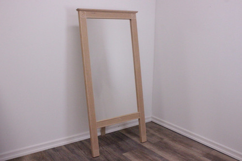 CLEARANCE - FREE STANDING MIRROR