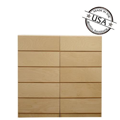 Vaso Dresser 17 x 48 x 48¾