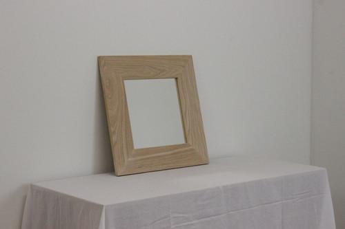 """CLEARANCE - Ash Mirror 20"""" x 20"""""""