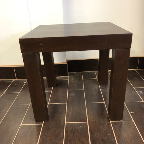 Parson End Table - Floor Model
