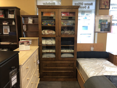 Custom Armoire - Floor Model