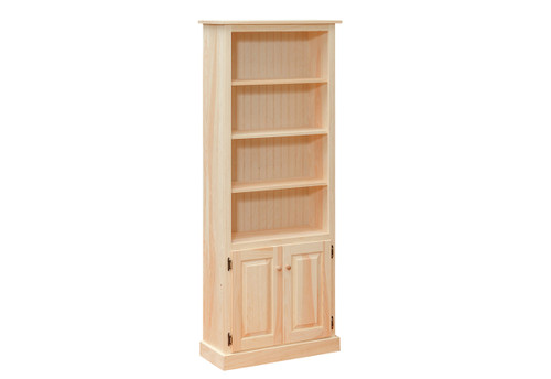 Pine Dutch Bookshelf 12 x 28 x 69