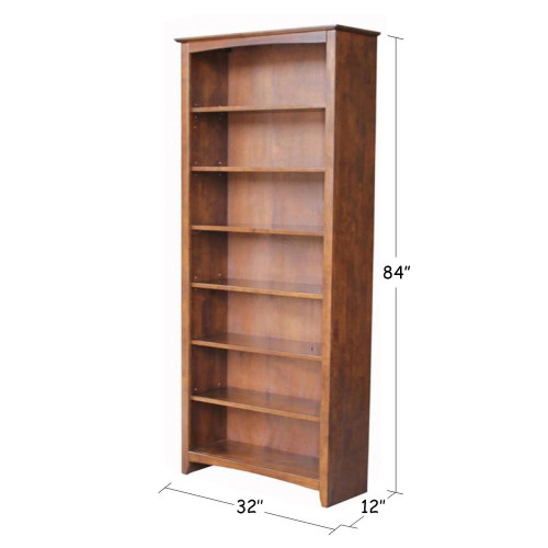 Solid Wood Bookcases Birch Bookcases Unfinished Bookcases