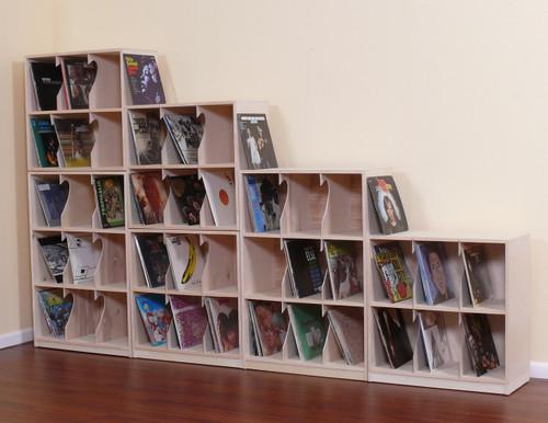 "LP Record Tower 6 Piece Set 120"" x 85"""