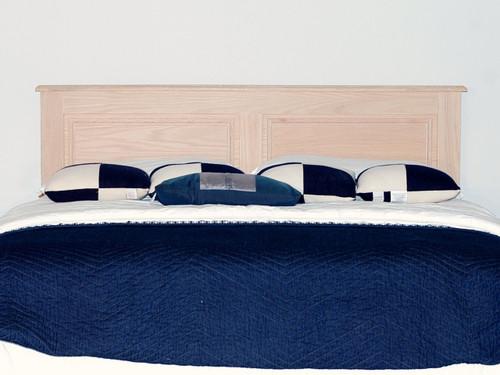 Clearance - Full Raised Panel Headboard - 2¼ x 56½ x 40 |  Birch Wood