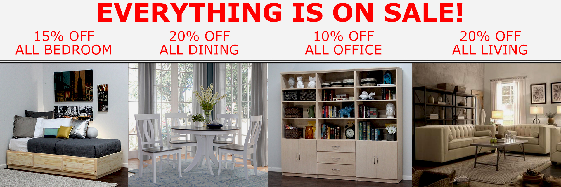 Receive 10 - 20% Off