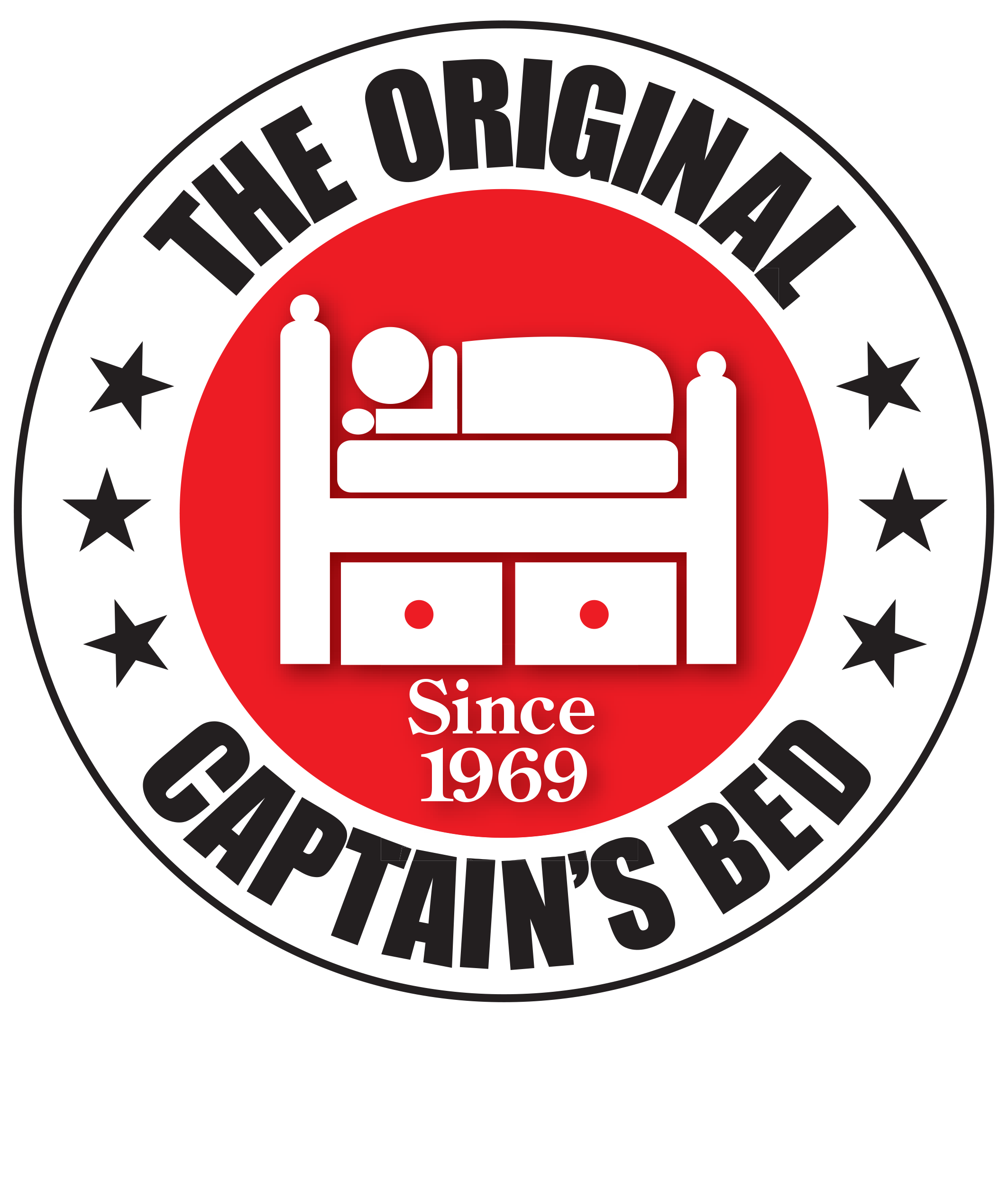 Original Captains Bed