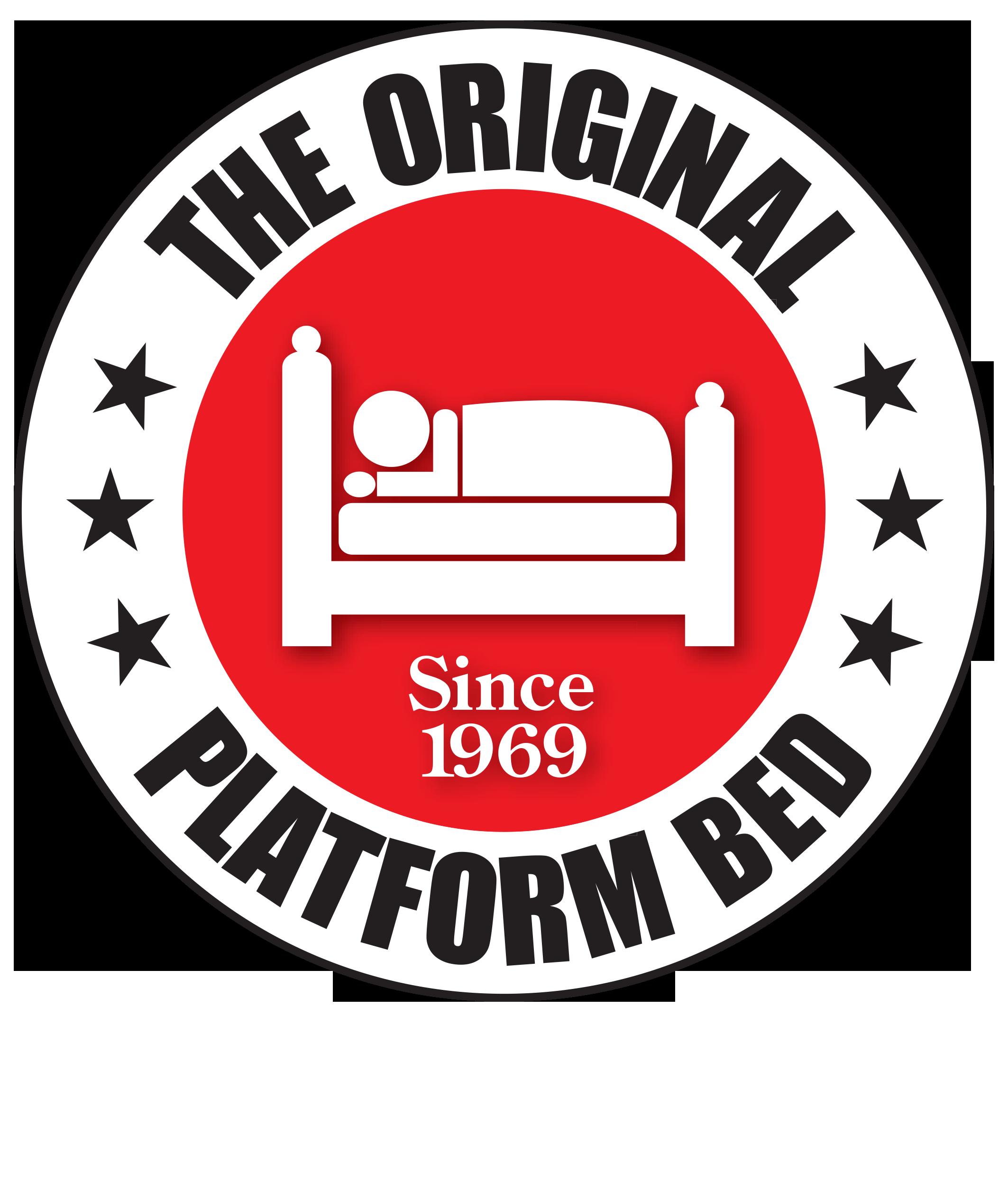 The Original Platform Bed™