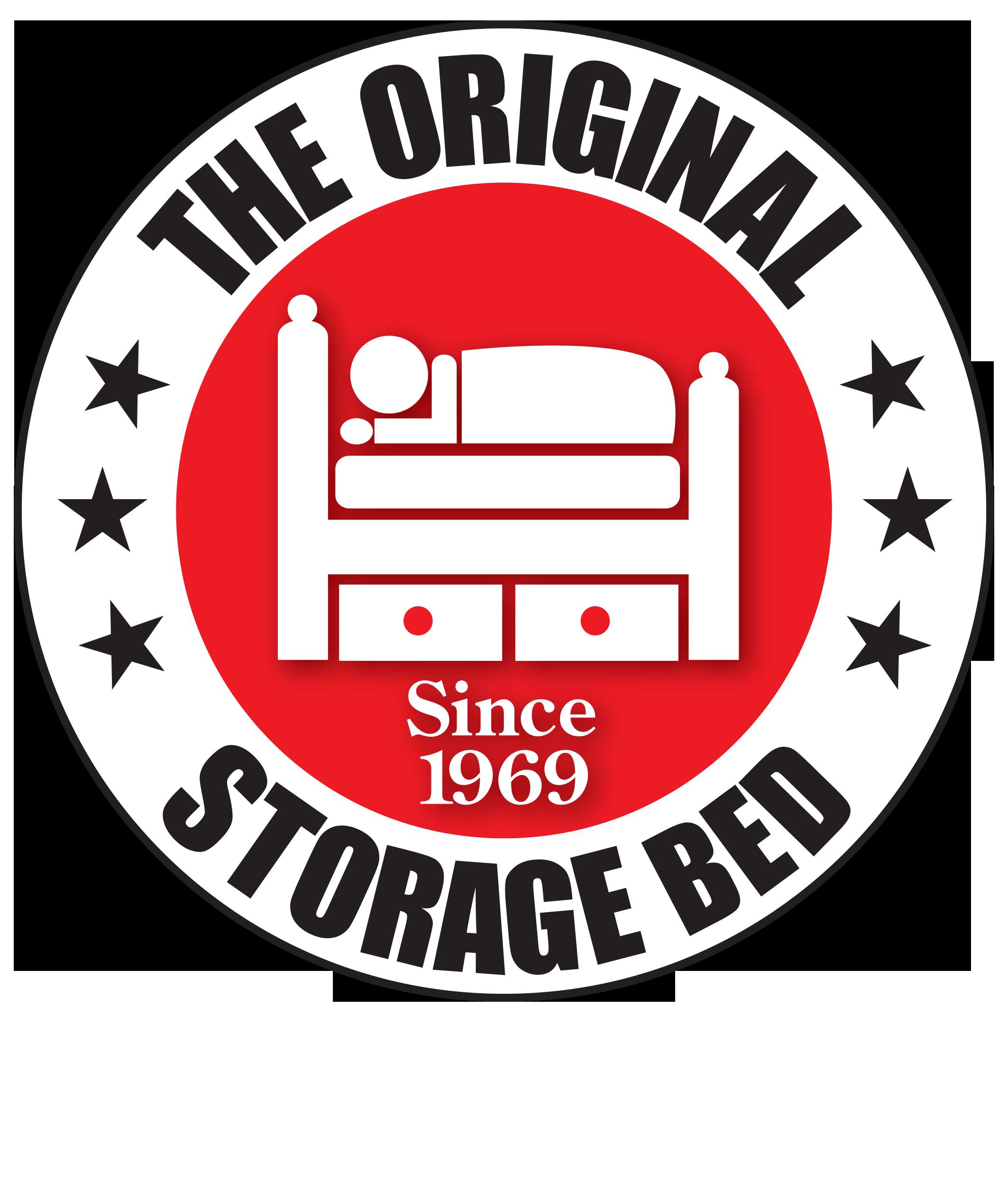 The Original Storage Bed™
