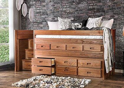Real Wood Custom Furniture Nyc