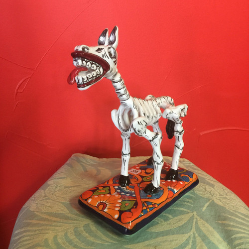 "Caballo ""The Day of the Dead"" small"