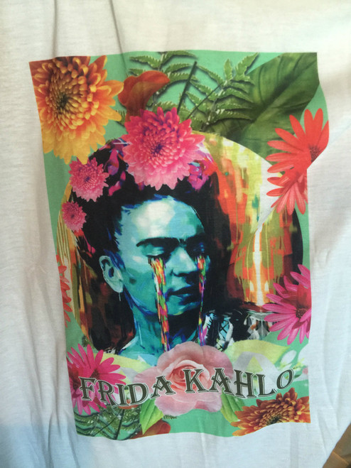 Frida's tears were a part of her soul!