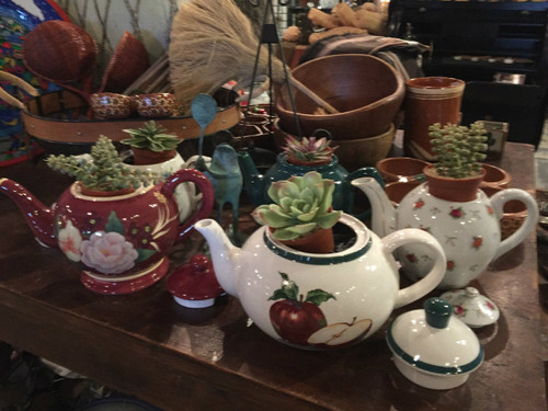 Teapot Lovers!  Add to your collections!
