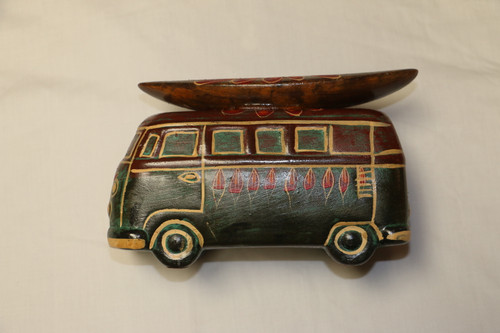 Clay VW Van