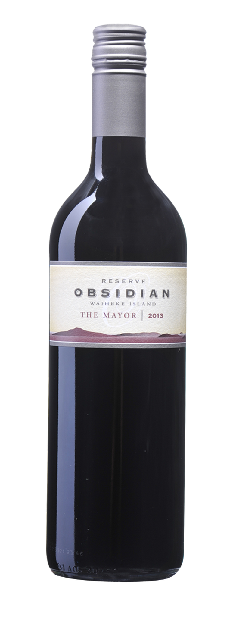 Obsidian The Mayor 2013