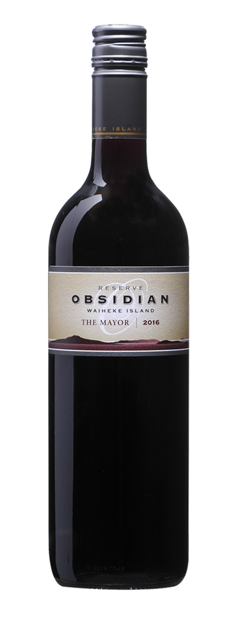 Obsidian The Mayor 2016