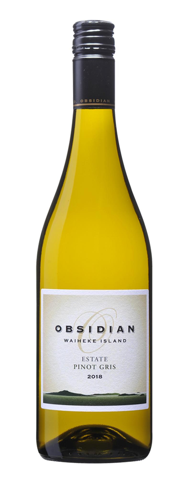 Obsidian Pinot Gris 2018