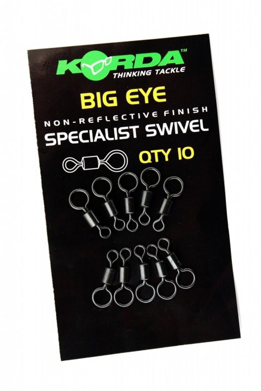 Korda Big Eye Specialist Swivel KBES Wirbel TOP//NEU