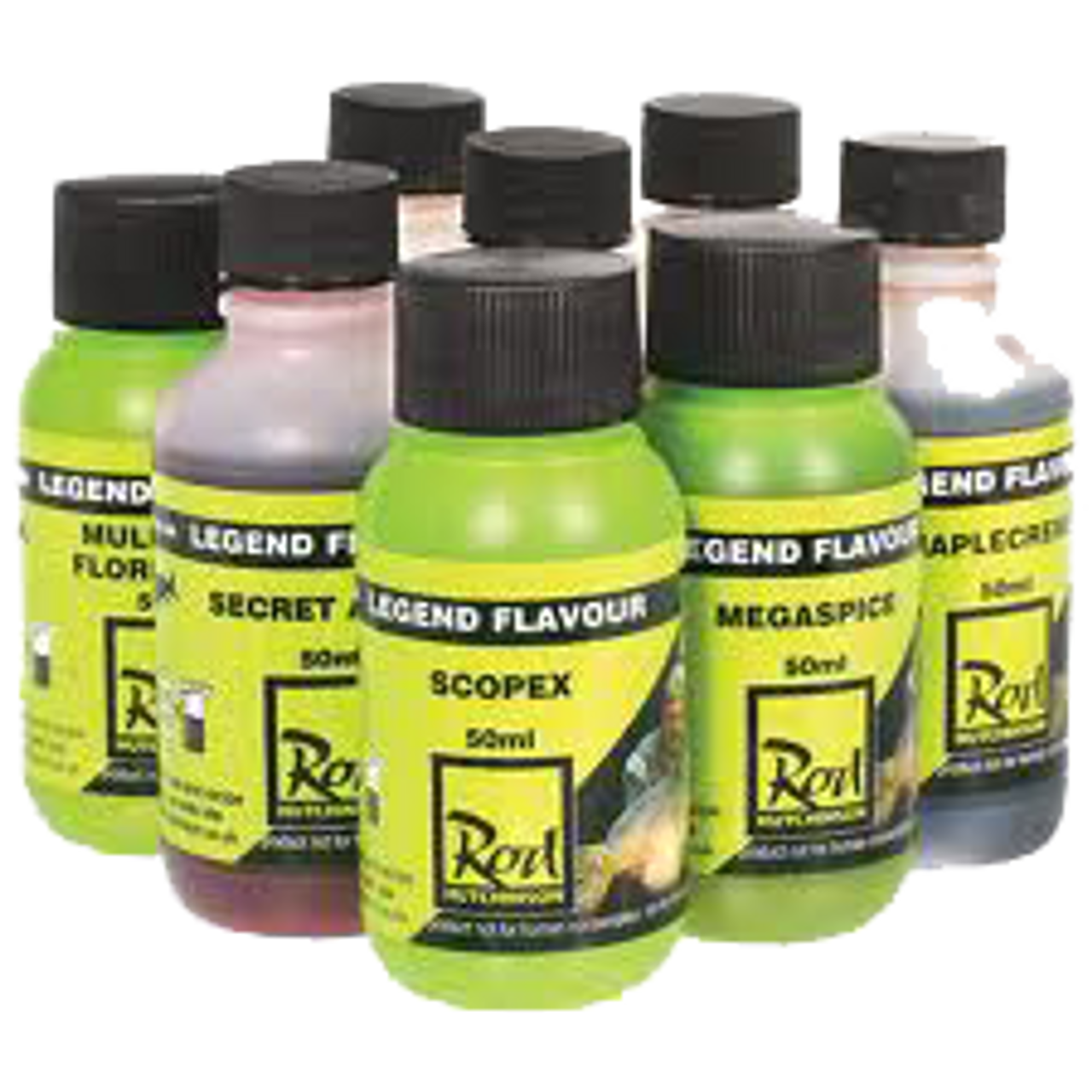 Rod Hutchinson Rod Hutchinson Legend Liquid Flavour - 50ml