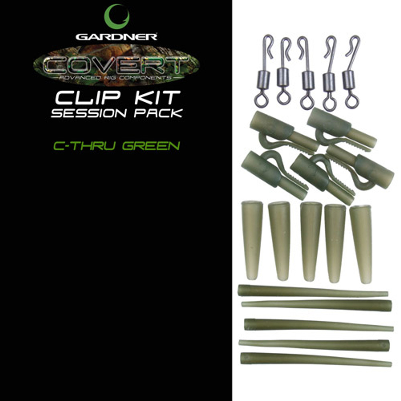 Green Lead Clip Kit