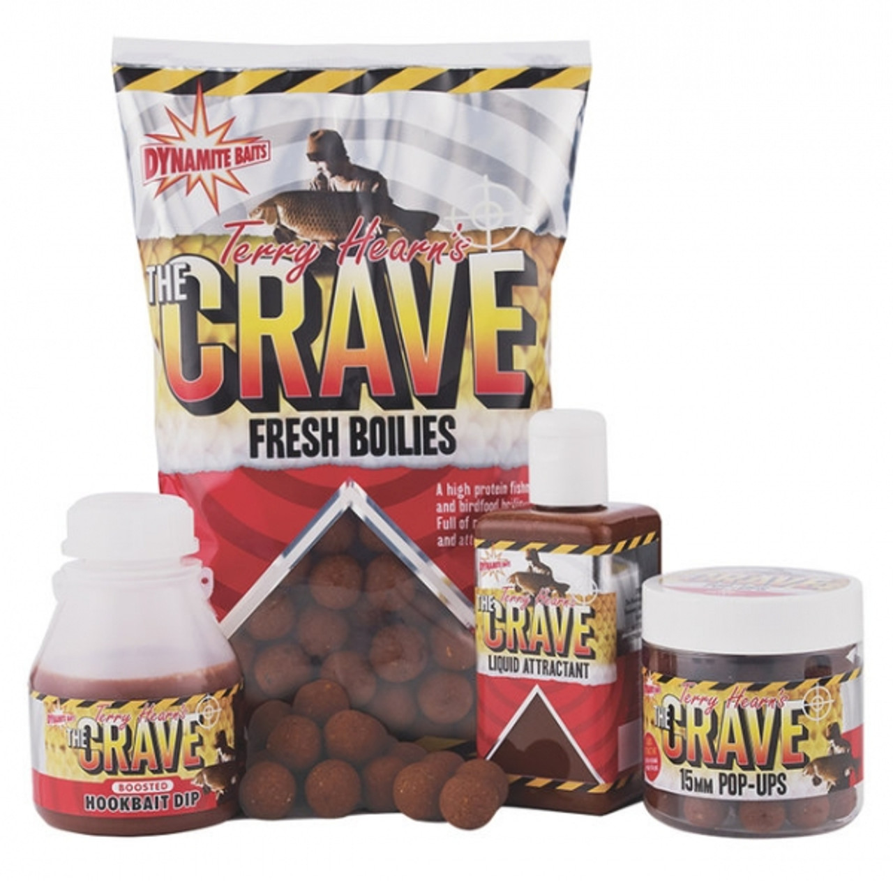 Dynamite Baits The Crave Boilies