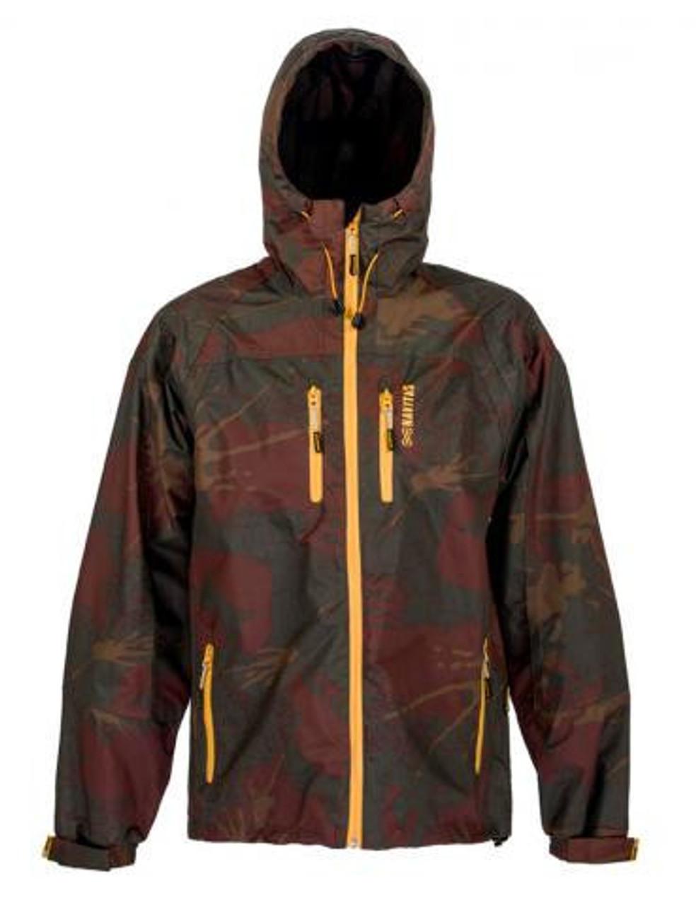 Navitas Scout Shell Jacket Camo