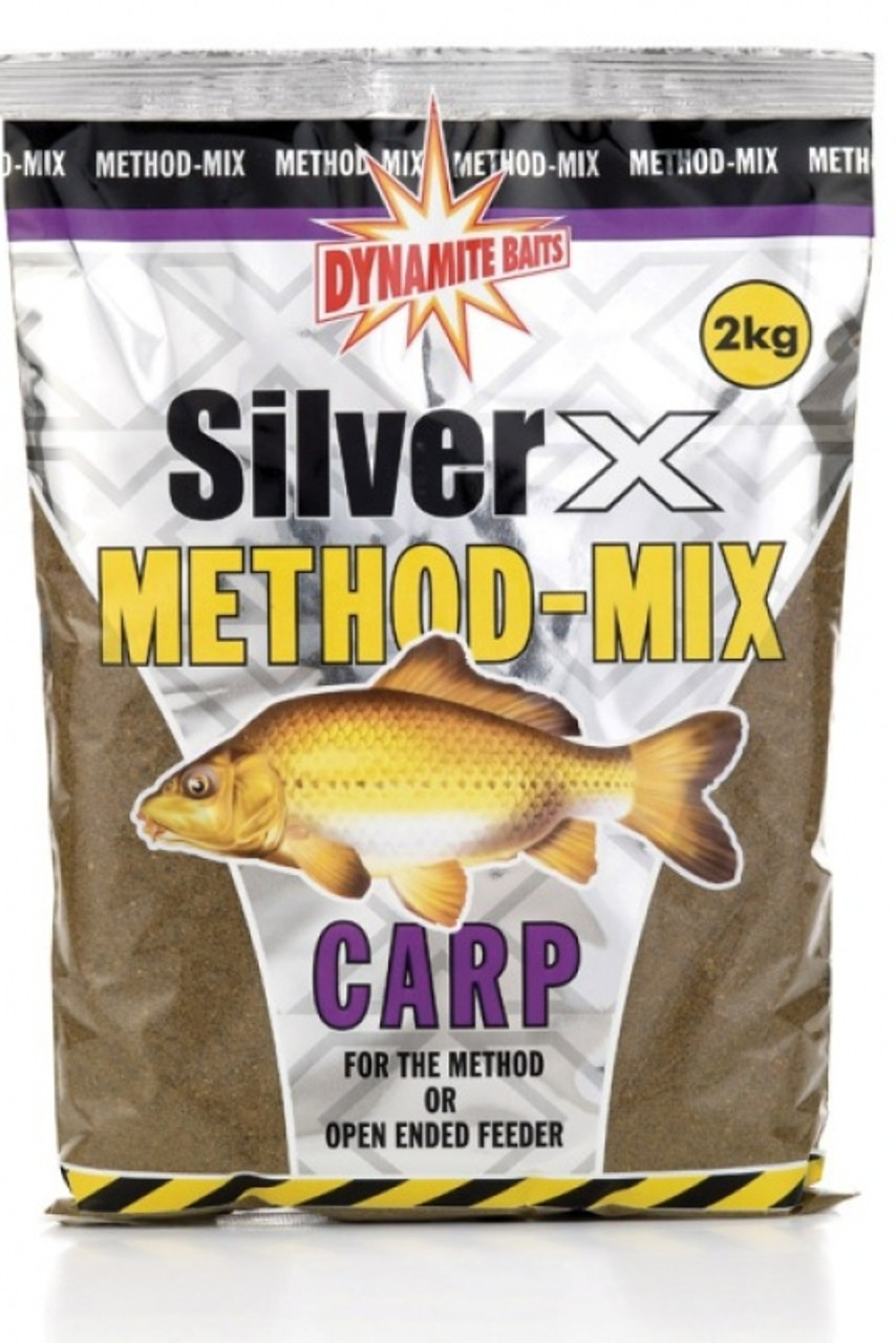 Dynamite Baits Silver X Method-Mix 2Kg