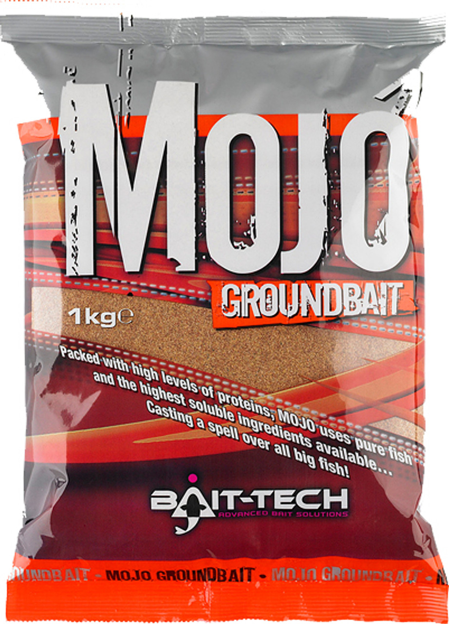 Bait-Tech Mojo Groundbait 1Kg
