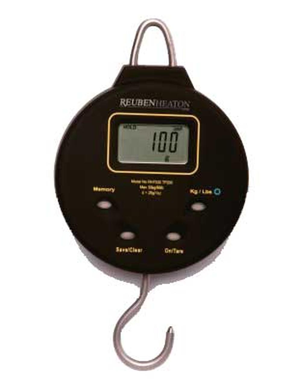 ReubenHeaton 7000 Series Digital Scale 132lb/60kg