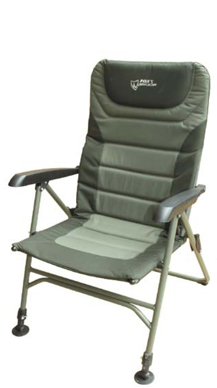 Fox Warrior® Arm Chair - Standard