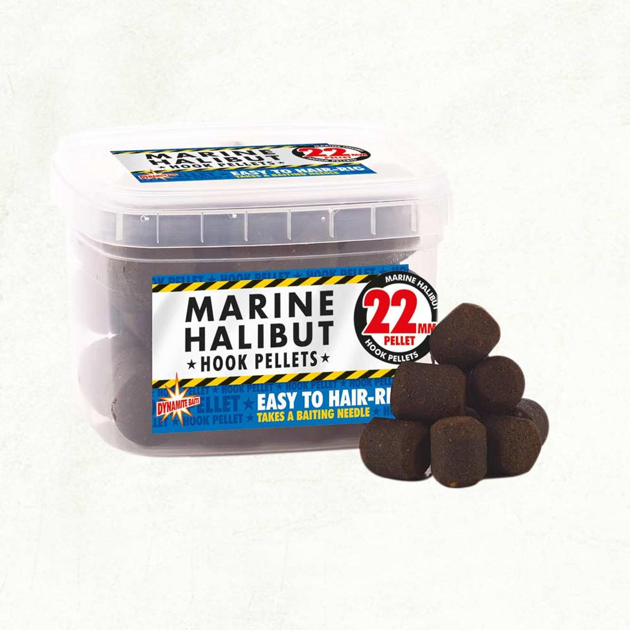 Pellets Dynamite Baits Marine Halibut 900g
