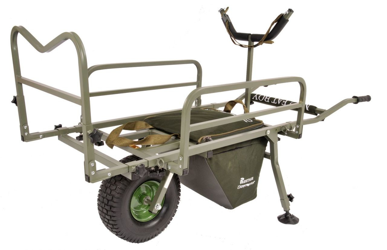 Carp Porter Mk2 Fat Boy Barrow.