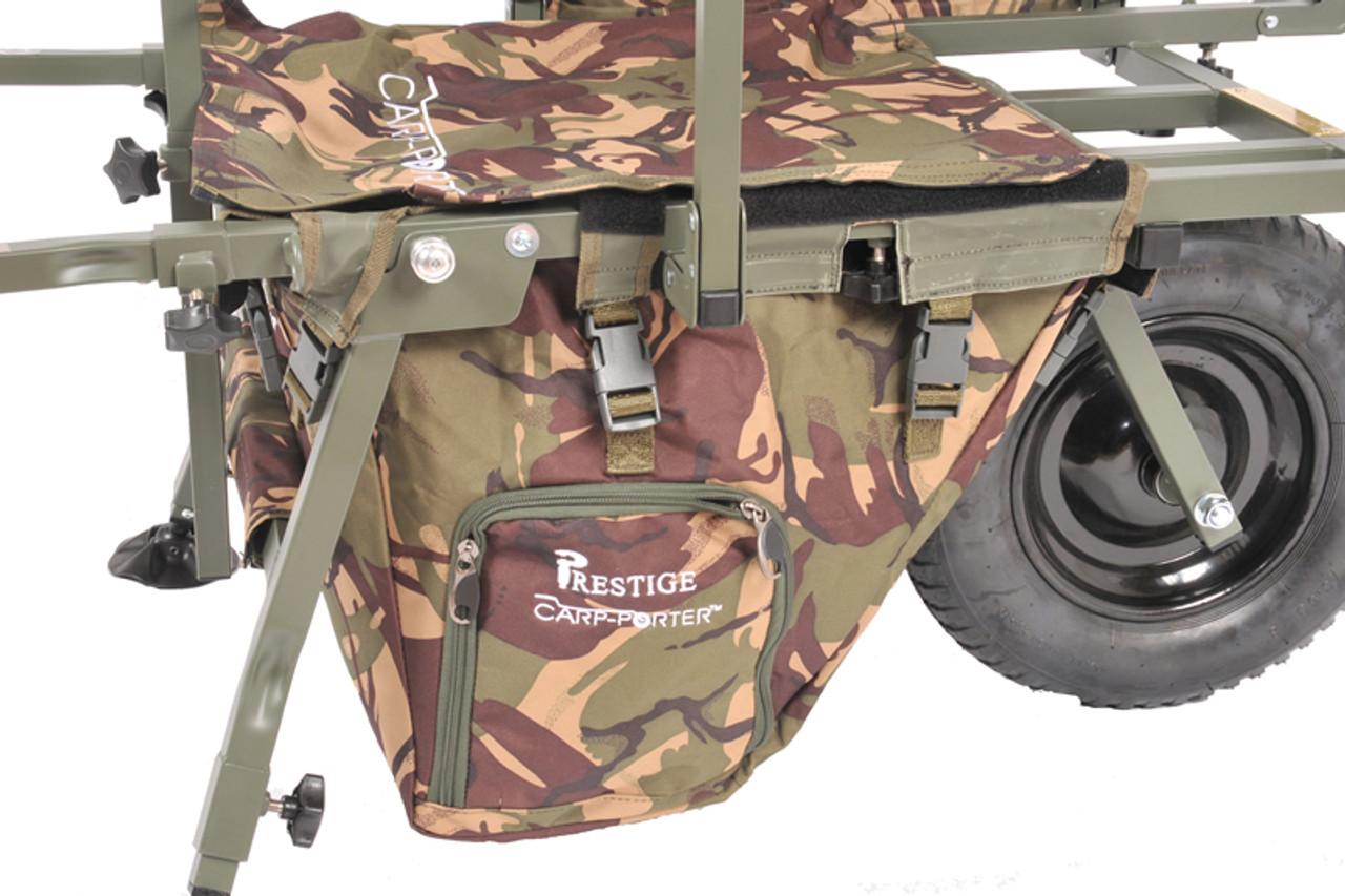 Carp Porter MK2 DPM Camo Bag
