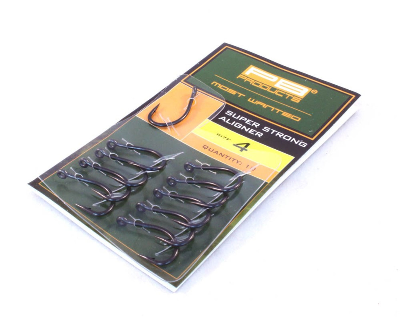 PB Products Shrimp Aligners Hooks ALL SIZES