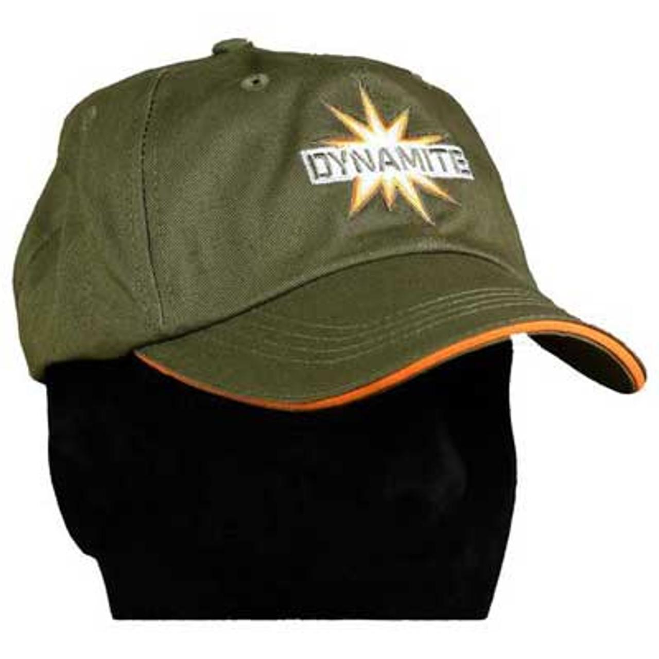 Dynamite Olive Green Caps