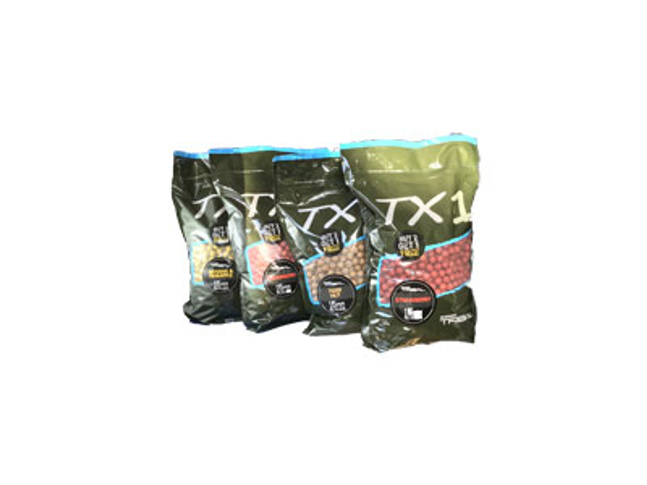 Shimano Tribal TX1 15mm Boilies 5kg - Buy 3 Pay for 2!