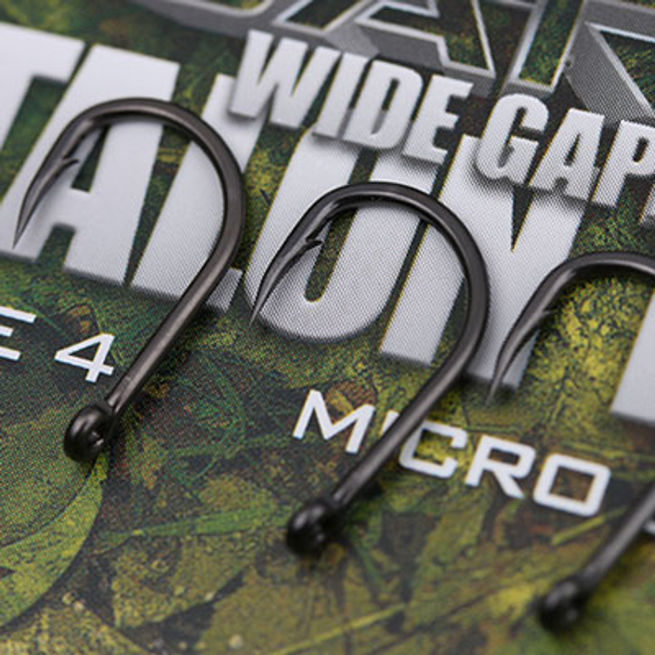 Gardner Covert Dark Wide Gape Talon Tip Hooks