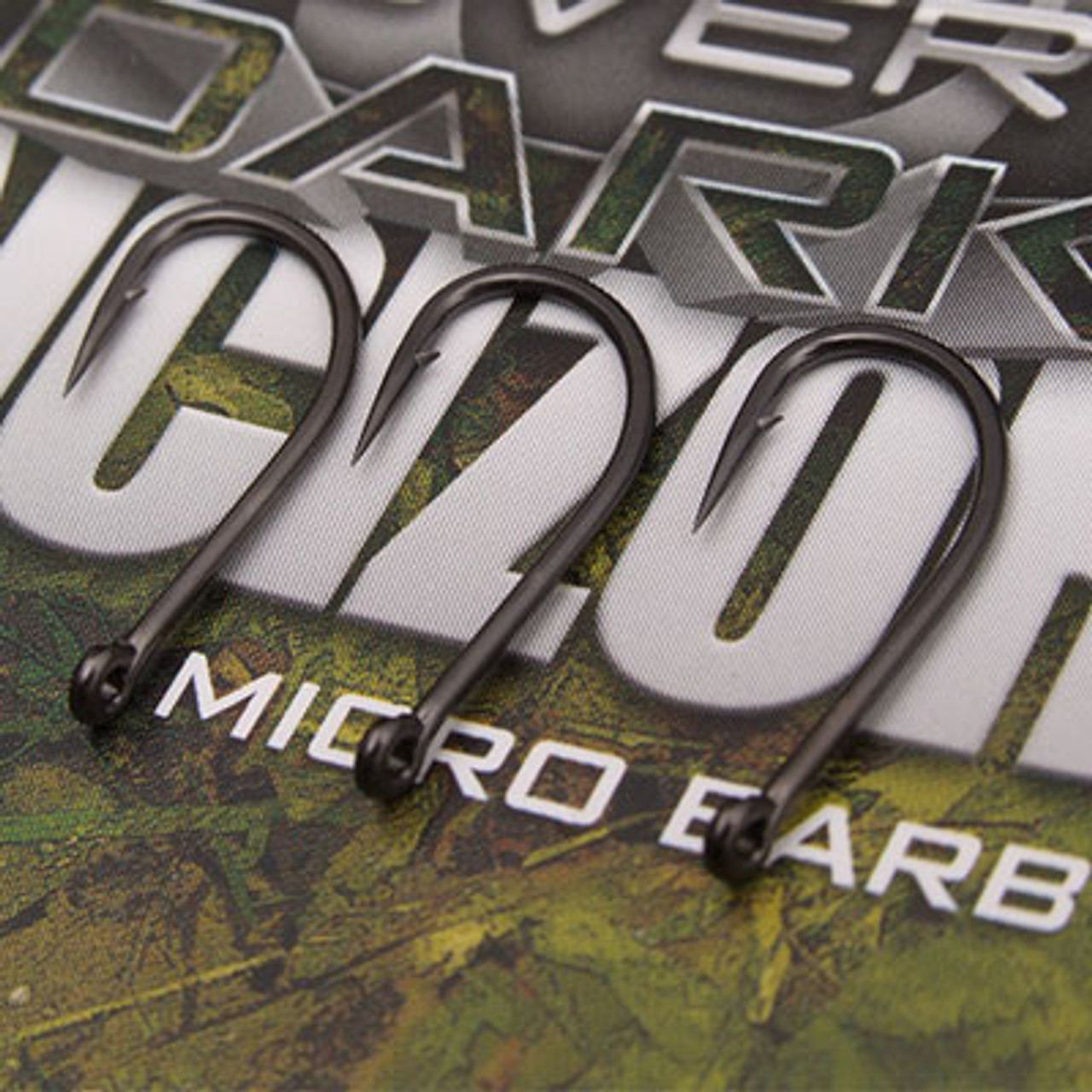 Gardner Covert Dark Incizor Hooks