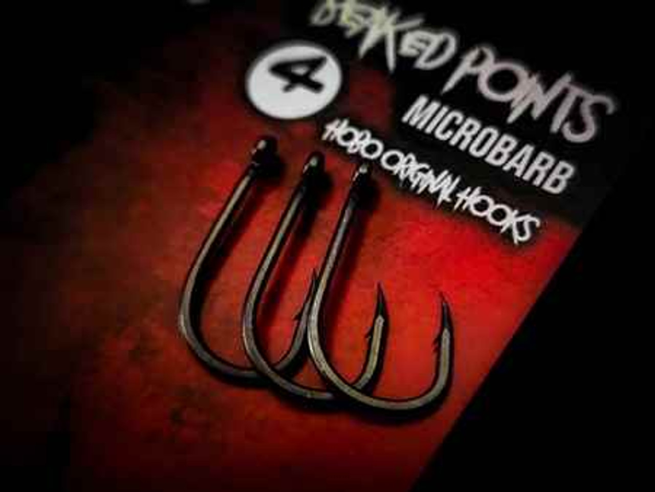 Hobo Armour Microbarb Beaked Points Hooks