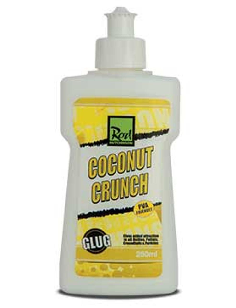 Rod Hutchinson Coconut Crunch Bait Glug