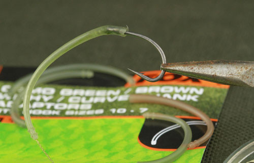 Fox Withy/Curve Shank Adaptor
