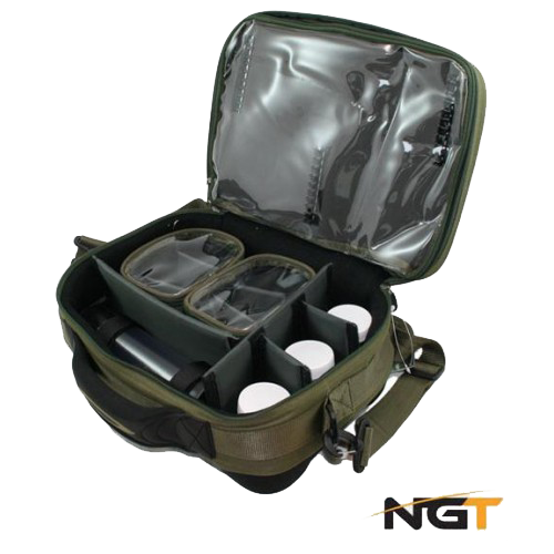 NGT Session Case and Accessories