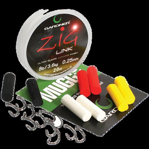 Gardner Zig Rig Session Pack